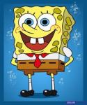 Spongebob is the winner of cartoon of the week!